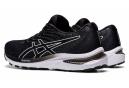 Chaussures de Running Femme Asics Gel Cumulus 22 Noir / Blanc