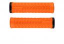 Lizard Skins Charger Evo Single Lock-On Orange Blaze