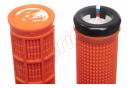 Lizard Skins Machine Single Lock-On Blaze Orange