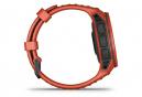 Montre de Sport Garmin Instinct Solar Rouge