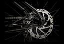 VTT Semi Rigide Trek Marlin 5 Shimano Tourney 7V 2021 Noir / Gris
