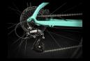 VTT Semi Rigide Femme Trek Marlin 6 Shimano Altus 8V 2021 Vert / Noir