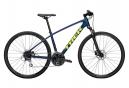 Vélo de Ville Sportif Trek Dual Sport 2 Shimano Altus 8V Bleu 2021