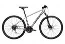 Vélo de Ville Sportif Trek Dual Sport 2 Shimano Altus 8V Argent 2021