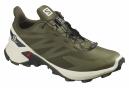 Chaussures de Trail Salomon Supercross Blast Vert / Kaki
