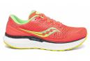 Chaussures de Running Femme Saucony Triumph 18 Orange / Jaune