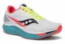 Chaussures de Running Saucony Endorphin Speed Blanc / Multi-couleur