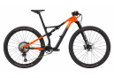 VTT Tout-Suspendu Cannondale Scalpel Carbon 2 Shimano XT 12V 29'' Gris Slate Orange