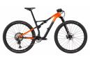 VTT Tout-Suspendu Cannondale Scalpel Carbon 2 Shimano XT 12V 29'' Gris Slate Orange