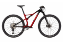 Cannondale Scalpel Carbon 3 Vollfederung MTB Shimano SLX / XT 12S 29'' Candy Red Black