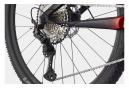 VTT Tout-Suspendu Cannondale Scalpel Carbon 3 Shimano SLX / XT 12V 29'' Rouge Candy Noir