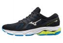 Chaussures de Running Mizuno Wave Ultima 11 Noir / Bleu