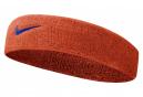 Bandeau Nike Swoosh Sponge Orange Unisexe