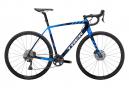 Vélo de Cyclocross Trek Boone 6 Disc Shimano GRX 11V 700 mm Bleu Carbon Smoke Bleu Metallic 2021