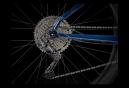 VTT Semi-Rigide Trek X-Caliber 7 Shimano Deore 10V 27.5'' Bleu Mulsanne Gris Anthracite 2021