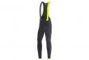 Cuissard Long GORE Wear C5 Thermo Noir/Jaune Fluo