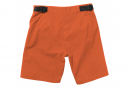 Pantaloncini da bambino Fox Ranger con pelle arancione