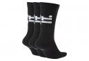 Nike Sportswear Everyday Essential Crew Socks Black / White
