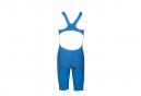 Arena Powerskin R-EVO ONE Open Back Swimsuit Blue Pink Girls