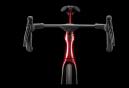 Trek Madone SLR 7 Scheiben Shimano Ultegra Di2 Carbon Smoke / Crimson 2021 Rennrad