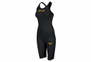 Arena Women's Powerskin Carbon Air² Closed Back Swimsuit Black Gold