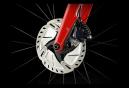 Vélo de Route Trek Domane SL 6 Shimano Ultegra 11V Rouge / Blanc