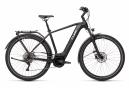 Vélo de Ville Électrique Cube Touring Hybrid Pro 625 Shimano Deore 10V 625 Noir 2021