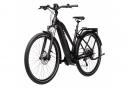 Vélo de Ville Électrique Cube Touring Hybrid Pro 625 Trapeze Shimano Deore 10V 625 Noir 2021