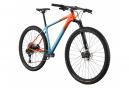 VTT Semi-Rigide Cannondale F-Si Carbon 4 Sram NX / SX Eagle 12V 29'' Bleu Alpine Orange
