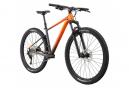 VTT Semi-Rigide Cannondale Trail SE 3 Shimano Deore 11V 29'' Orange Impact Gris 2021