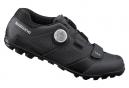 Zapatillas Shimano ME502 MTB negras