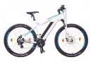 NCM Moscow Plus 29 vélo électrique, VTT, blanc mat