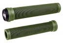 Poignées ODI longneck SLX (lamelle) std sans colerette 160mm Vert