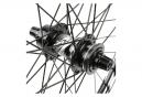 Paire de Roues Excess XLC-1 Cruiser 24'' | 10 mm | 36 Trous Noir