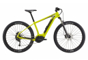 VTT Électrique Semi-Rigide Cannondale Trail Neo 4 Shimano Alivio 9V 500 Wh 29'' Jaune Highlighter