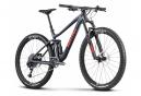 VTT Tout-Suspendu BMC Speedfox One Sram GX Eagle 12V 29'' Bleu Steel Rouge Neon 2021