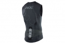 Protective Jacket with Back Protector Lite Black