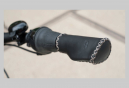BBB Mamba Deluxe 92/130mm Griffe Schwarz