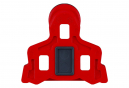 BBB PowerClip 3 ° Cleats Red