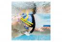 FINIS Stability Snorkel White  - Tuba Frontal Natation