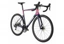 Bicicleta de carretera Cannondale SuperSix EVO Hi-MOD Disc Ultegra Shimano Ultegra 11S 700 mm Azul Rosa Team Replica