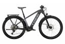 VTT Électrique Semi-Rigide Trek Powerfly Sport 7 Equipped Shimano XT/SLX M8100 12V 625 Wh 29'' Solid Charcoal/Slate 2021