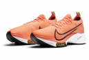 Chaussures de Running Nike Air Zoom Tempo Next% Orange / Noir