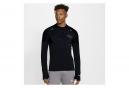 Nike Sphere Run Division Camiseta de manga larga negro Hombre