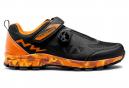 Chaussures VTT Northwave Corsair Noir / Orange