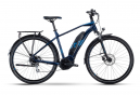 VTC Électrique R Raymon TourRay E 2.0 Shimano Acera/Altus 8V 500 Bleu 2021