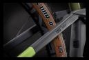 VTT Tout-Suspendu Cube Stereo 150 C:62 Race 29 Sram GX Eagle 12V 29'' Vert Olive Gris 2021
