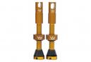 Valves Tubeless Peaty's x Chris King MK2 60mm Bourbon