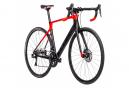 Bicicleta de carretera Cube Agree C:62 SL Shimano Ultegra Di2 11S 700 mm Gris carbón Rojo 2021