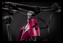 VTT Électrique Semi-Rigide Cube Reaction Hybrid Race 625 Shimano Deore / XT 12V 625 Wh 29'' Violet Berry 2021